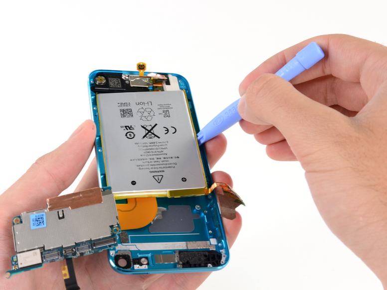 iPod Screen Repairs from £20