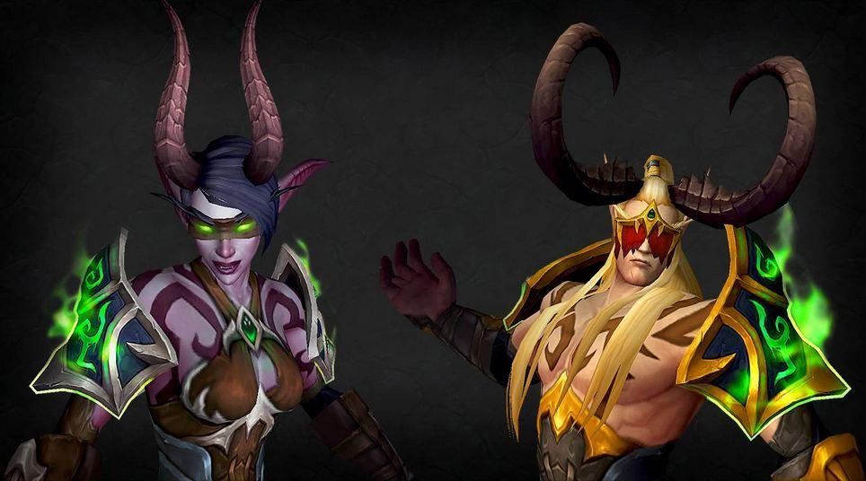 Next WoW Expansion Introduces New Class
