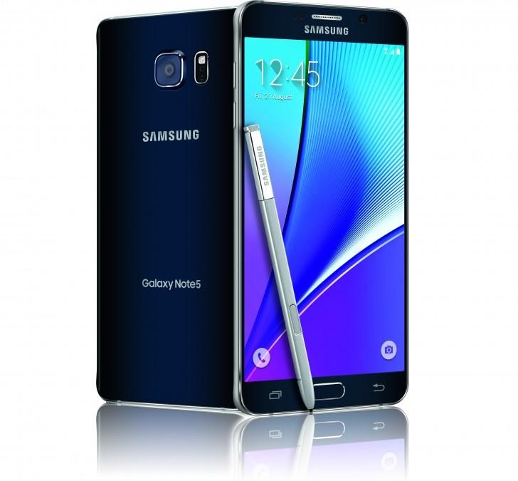Samsung Galaxy Note5 brings Exynos 7420, ultra-sleek body