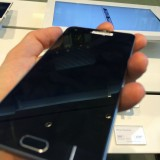 Galaxy Note 5 and its retail box photographed in the wild