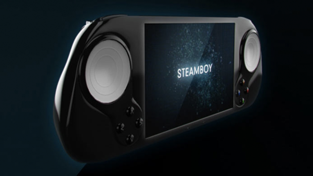 The Smach Zero is a Handheld Steam Machine