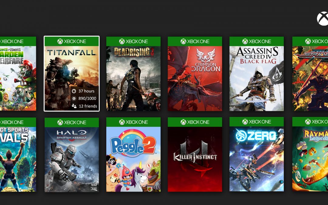 Great Games For Xbox 1 : Full list of xbox one backwards compatible games