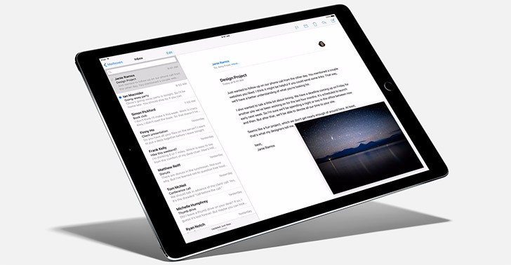 Apple iPad Pro with 12.9″ Retina display is now official