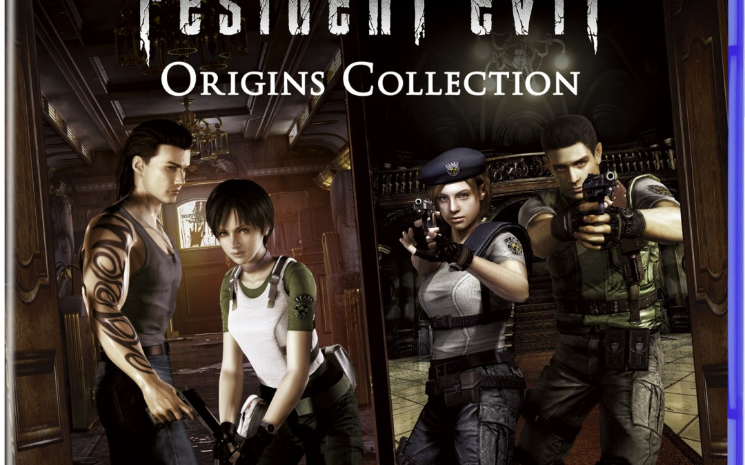 Resident Evil Origins Collection revealed