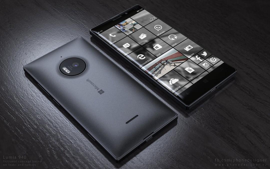 Microsoft reveals Lumia 950 and Lumia 950 XL UK pricing