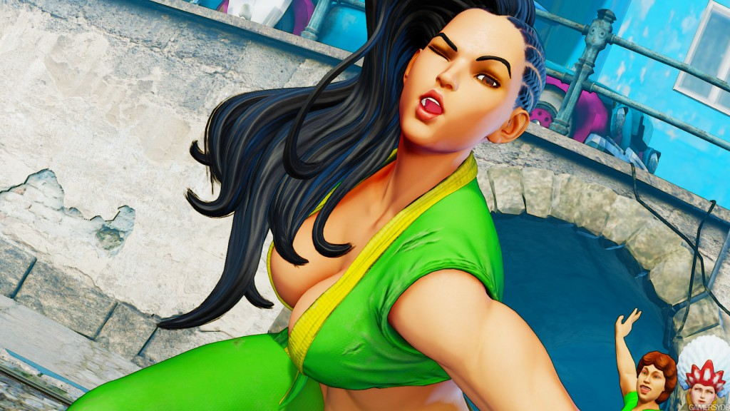 Street Fighter V unveils Laura